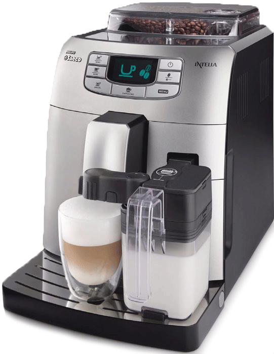intelia touch cappuccino metall
